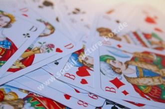 Spiele - Zubehör - Ausrüstung - Spielkarten - Freizeitspiele - Skat - Mau Mau