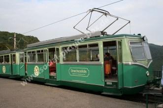 Reisemittel - Fahrzeuge - Sehenswürdigkeiten - Bahn - Schienen - Ausflugsziele - Drachenfels