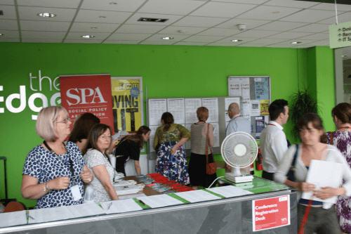 SPA Conference 2014