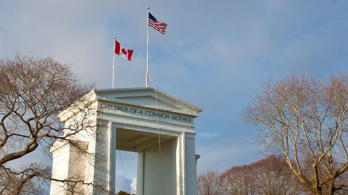 How does social policy differ between Canada and the US?