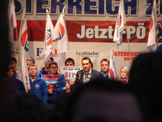 Do far-right Austrian politics foretell the future of European populism?