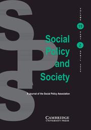 social_policy and society