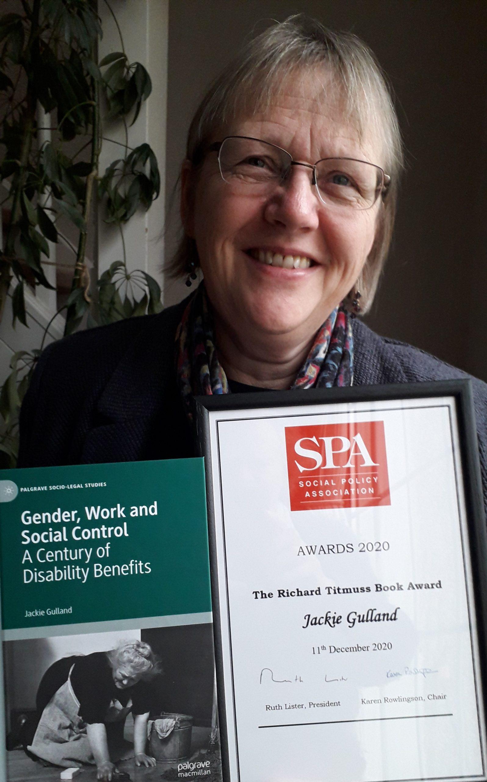 SPA Book Prize