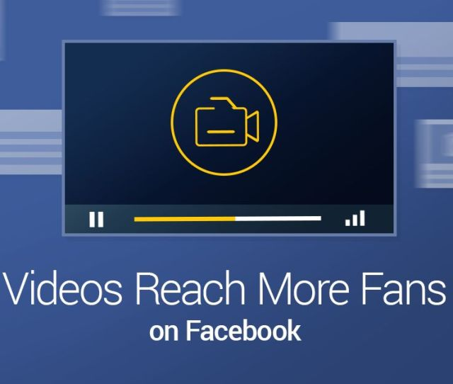 Native Facebook Videos Get More Reach Than Any Other Type Of Post Social Media Statistics Metrics Socialbakers