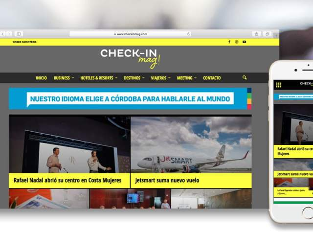 Check-in Mag