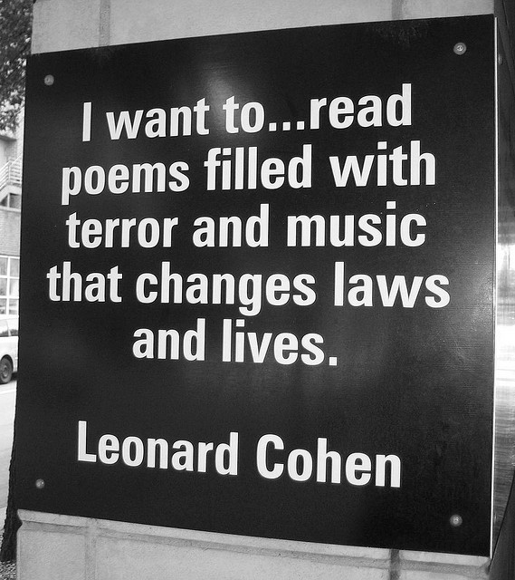 Image result for leonard cohen quotes