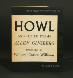 """""""HOWL  And Other Poems"""" by Allen Ginsberg"""