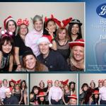 Boot's Finance Christmas Party photobooth
