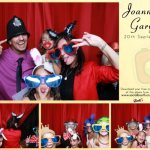 Joanne & Gary's Wedding photo booth