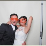 Kev and Sarah's wedding photobooth