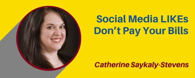Catherine Saykaly-Stevens Social Media Likes