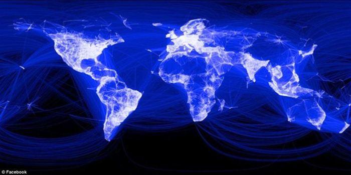 facebook map