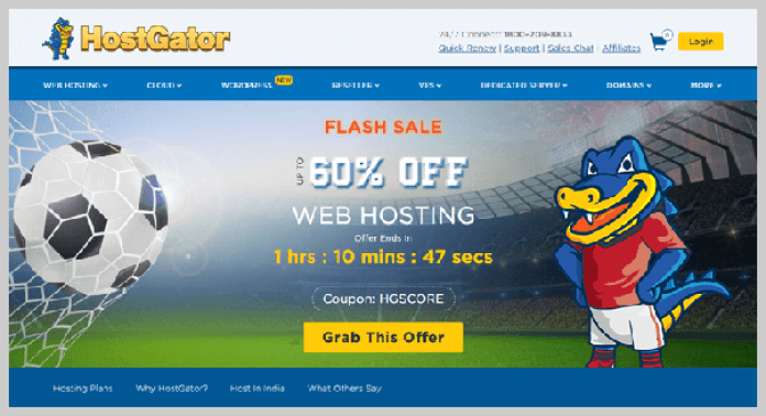 best share hosting provider hostgator