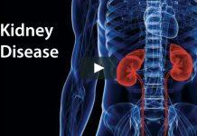 sign of kidney disease
