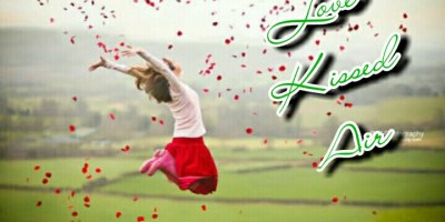 Valentine Day Special Love Kissed Air