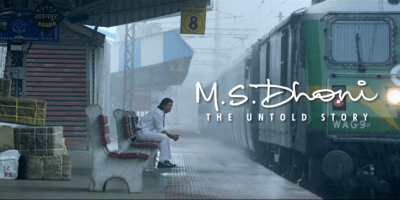 M.S.Dhoni - The Untold Story - Official Teaser of Dhoni Biopic