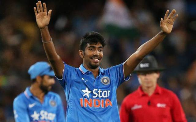 Top 4 Players between India vs. Australia WT20 match at Mohali - Jaspreet Bumrah