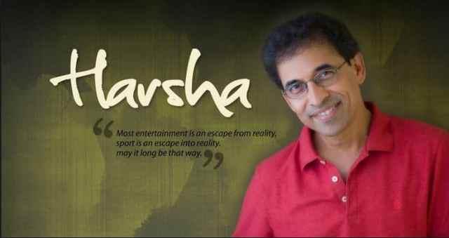 Why Becoming Harsha Bhogle is Everyone's Dream?