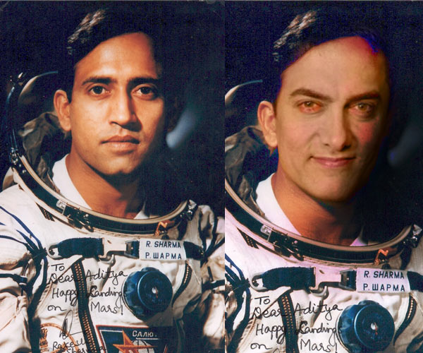 Aamir Khan to Turn Astronaut & Explore Space!