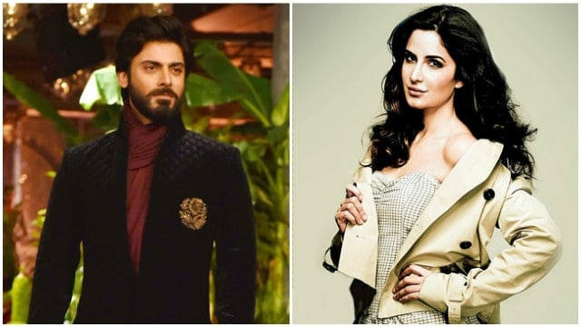 Fawad Khan and Katrina Kaif in Karan Johar Next Film