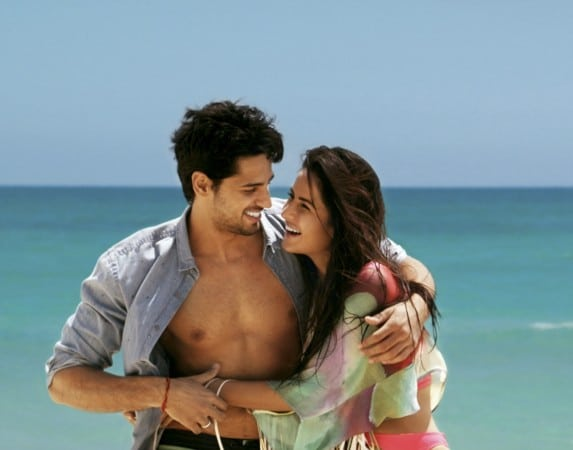 Katrina Kaif & Sidharth Malhotra Look Hot in Next Film
