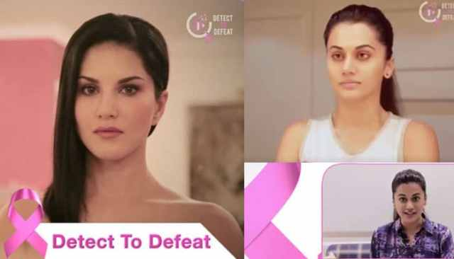 These Bollywood Celebs Came Together to Spread Awareness Against Breast Cancer