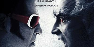 Akshay Kumar Shares First Look of Enthiran 2.o with Rajnikanth