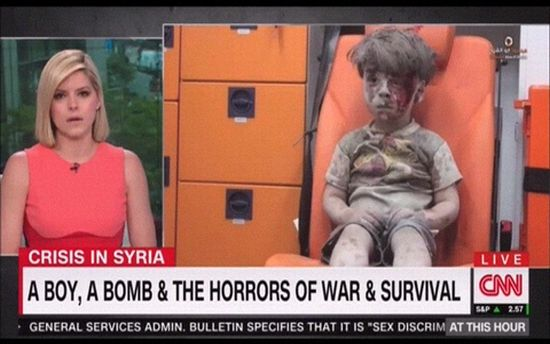 Children born amidst havoc