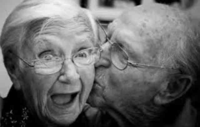 Falling in love again : True love exemplified by a 75 year old