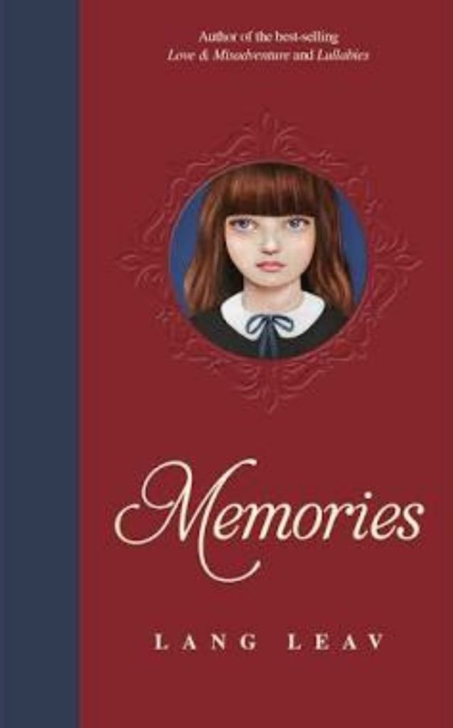 Memories by Lang Leav; Let these 5 books engulf you in the world of poetry