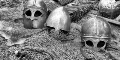Roman soldier asks commanding officers for more beer and a holiday