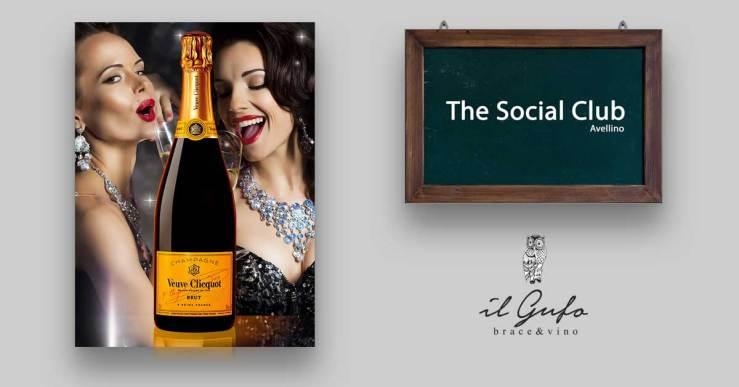 Bollicine Night: AperiCena al Gufo con The Social Club