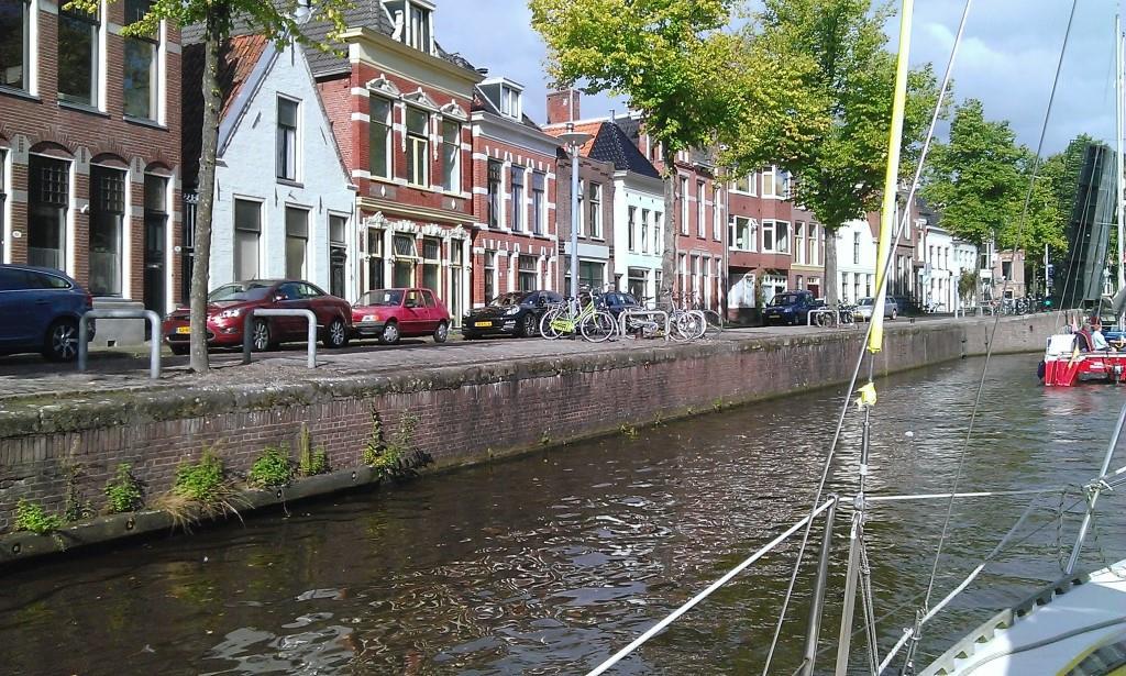 Groningen Strassenzug