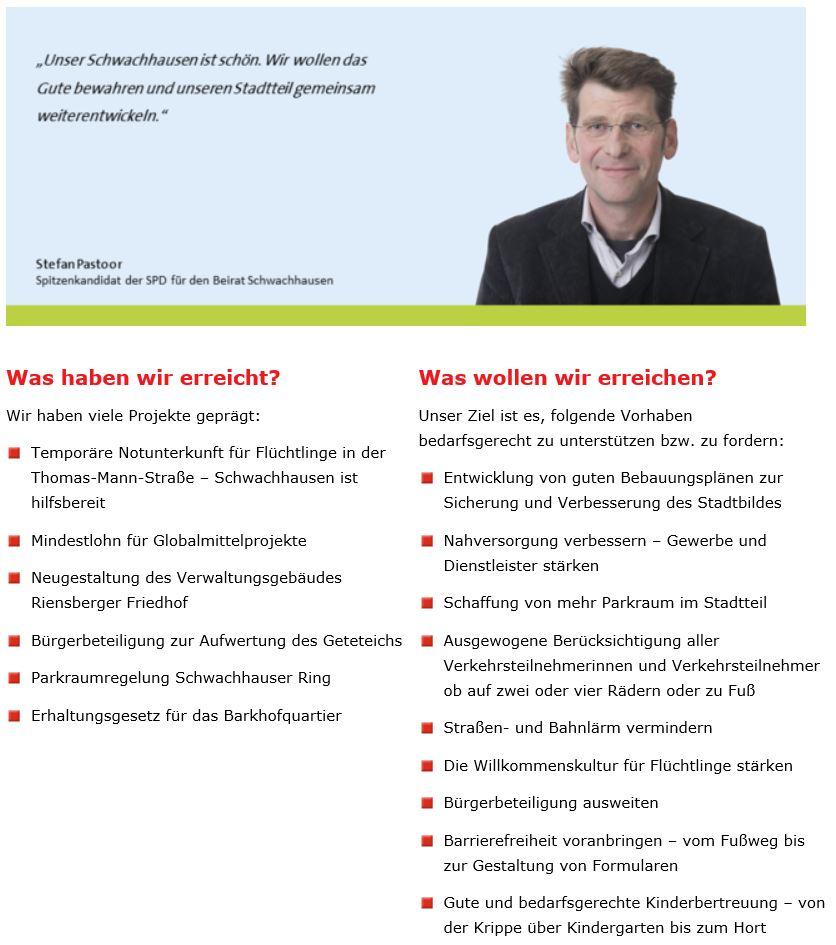 Auszug Flyer Beirat Schwachhausen  2015