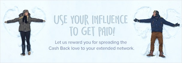 ebates, working with bloggers, cash back, rebates from brands, ebates website, referral links, blogging, make money with a blog, your blog,