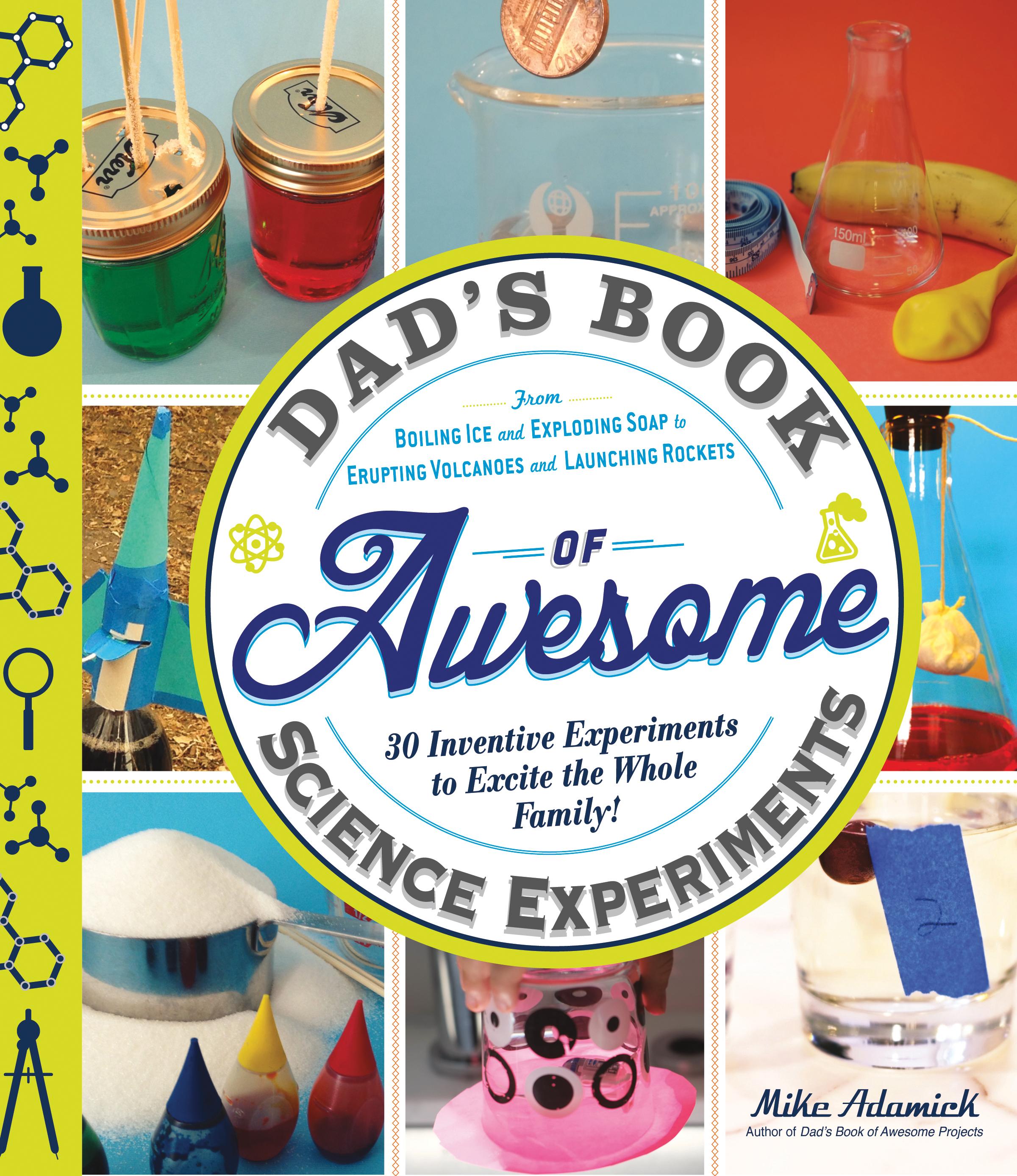 Win, contest, book, science experiments for kids, dad blog, daddy blogger, socialdad, socialdad.ca, yvr blogger, canada dads,