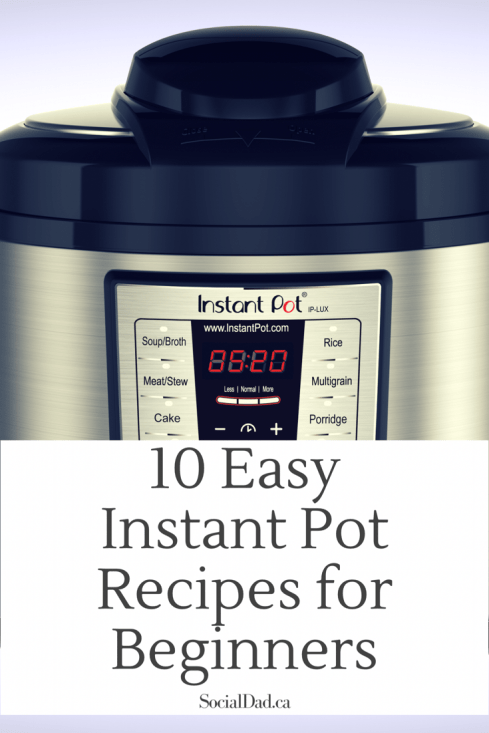 Instant Pot Recipes, what is an instant pot? Easy recipes, beginners