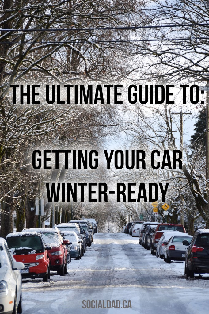 Is your car ready for winter? Get ready for the snow with this ultimate guide.