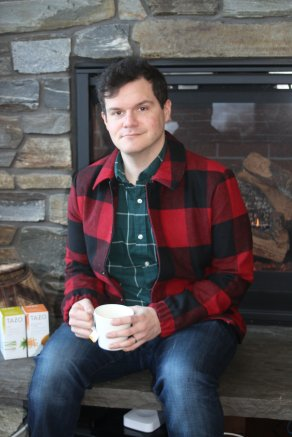 man in front of the fireplace, social dad, dad bloggers, top dad bloggers, canadian dad bloggers, canadian parenting bloggers, parent bloggers, influencers, dad influencers, vancouver