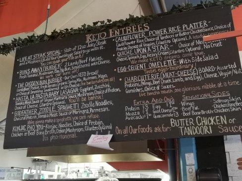 keto friendly, caveman cafe, vancouver, gastown, keto restaurants in vancouver,