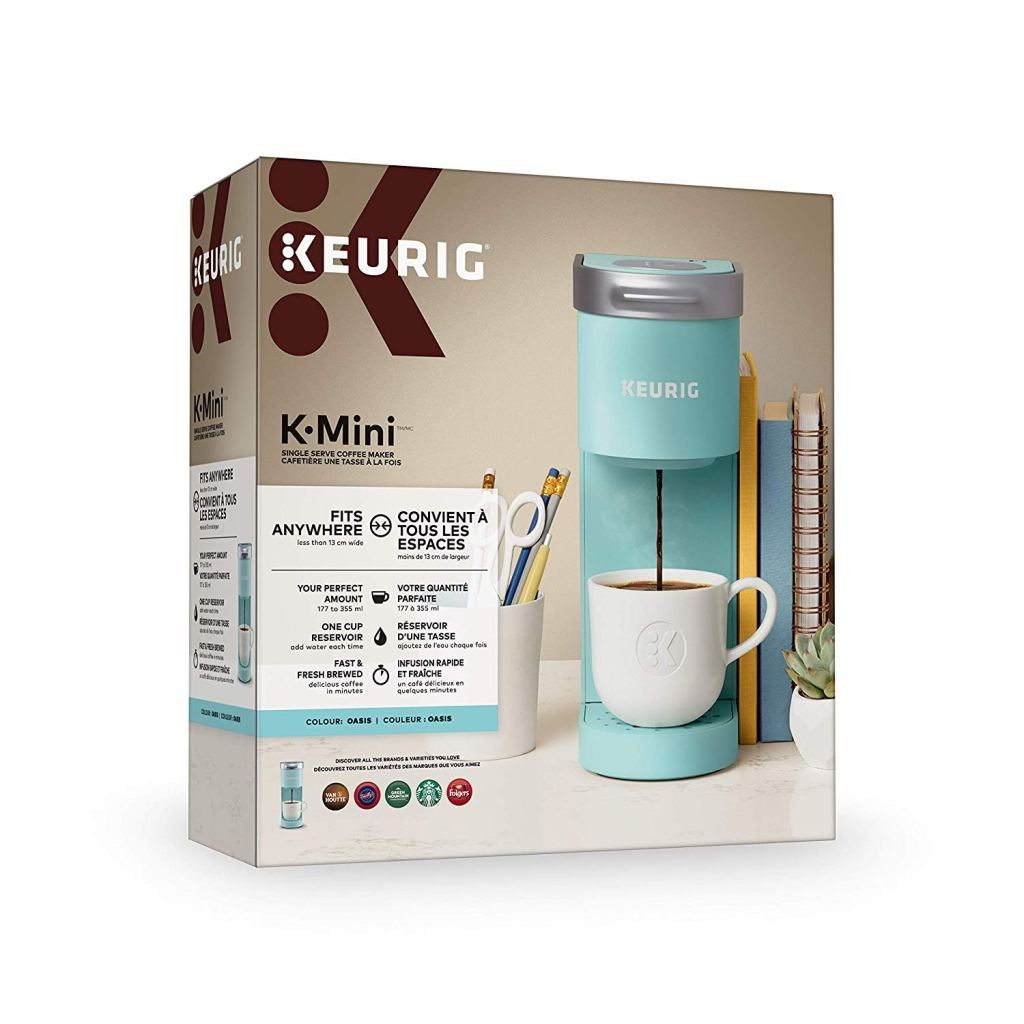 keurig, single serve keurig, mother's day presents, gift ideas, prime, amazon prime deals, blue keurig, teal, kitchen, mother's day gift ideas, fast delivery mother's day gifts
