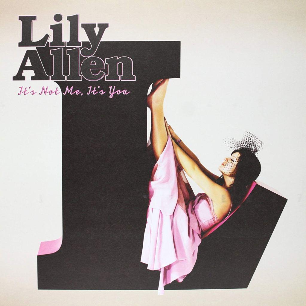 Lilly allen, lily allen, vinyl