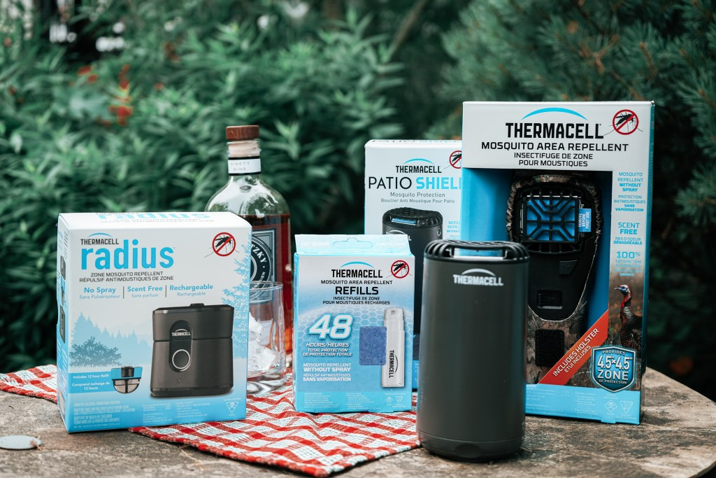 mosquito repellent, best mosquito killers, camping gear, dad blog, socialdad, parenting blog, James Smith, James R.C. Smith, thermacell, thermacell stockists,