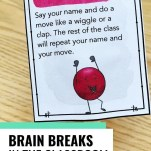 Break Breaks in the Classroom