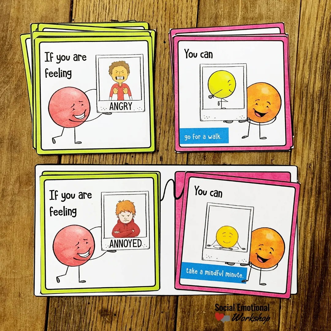Feelings and Strategy Cards