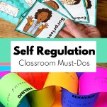 Self regulation helps students manage their feelings and behavior. Read about 5 self-regulation activities for kids, starting with classroom routines.