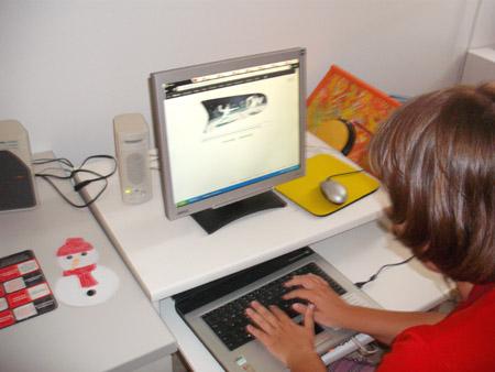 DSCF3966 Laboratorio di Informatica