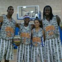 The Harlem Globetrotters Play for the U.S. Military in Afghanistan
