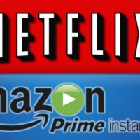 New Streaming For Netflix and Amazon Prime - August 2015