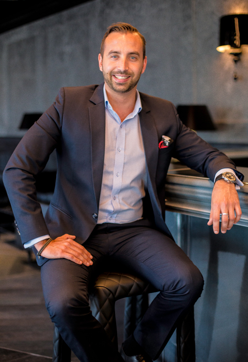 General Manager of Clé, Dubai